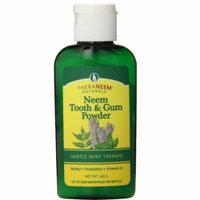 TheraNeem Toothpowder, Mint, 40 Gram