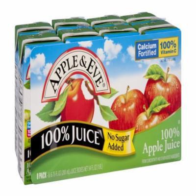 Apple & Eve Apple Juice Box, 200 ML (Pack of 5)