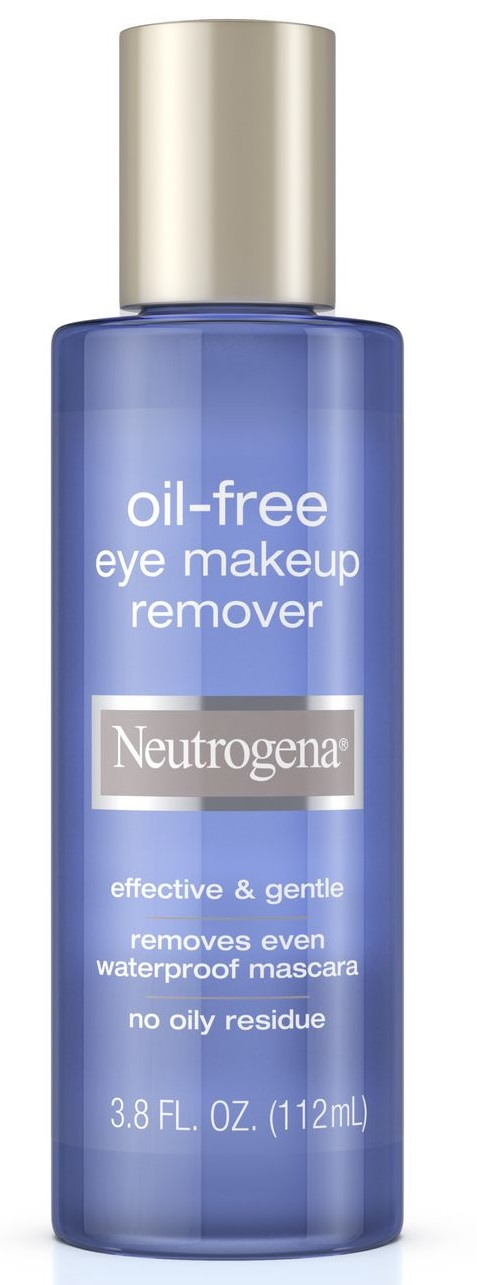 Neutrogena® Oil-Free Eye Makeup Remover