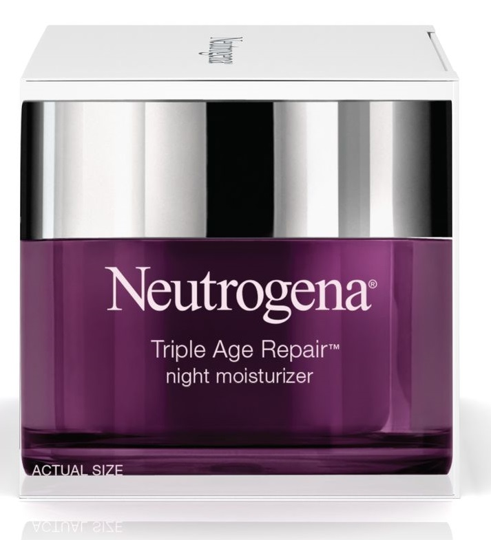 Neutrogena® Triple Age Repair Night Moisturizer