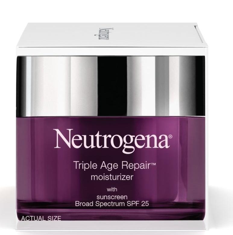 Neutrogena® Triple Age Repair Moisturizer Broad Spectrum SPF 25