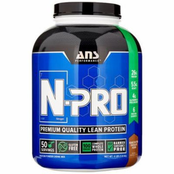 ANS Performance N-Pro, Peanut Butter Chocolate Fusion, 4 Pounds