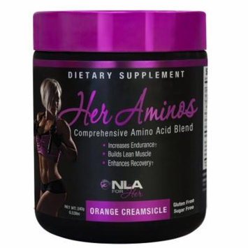 NLA for Her Her Aminos, Orange Creamcicle, 30 Servings