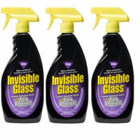 3 Pack Stoner Invisible Glass Cleaner with Rain Repellent