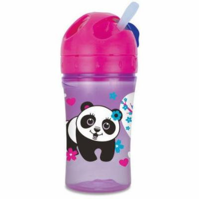 Gerber Graduates Advance Easy Straw Cup With Seal Zone Technology, Panda Design