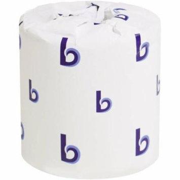Boardwalk Office Packs 2-Ply Standard Bathroom Tissue, White, 350 sheets, (Pack of 48)