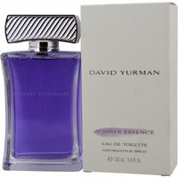 David Yurman Summer Essence Edt Spray 3.4 Oz (Limited Edition) By Davi