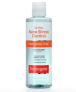 Neutrogena Oil-Free Acne Stress Control® Triple-Action Toner