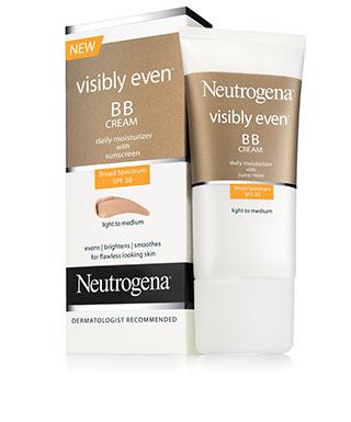 Neutrogena® Visibly Even® BB Cream Broad Spectrum SPF 30