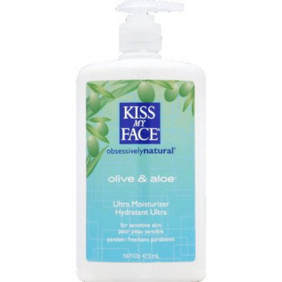 Kiss My Face Olive & Aloe Ultra Moisturizer, 16 fl oz