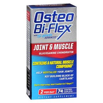 Osteo Bi-Flex Joint & Muscle Glucosamine Dietary Supplement Coated Caplets