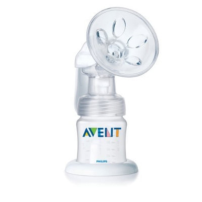 Philips AVENT BPA Free Manual Breast Pump (Discontinued by Manufacturer)