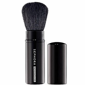 SEPHORA COLLECTION Classic Retractable Travel Blush Brush #52