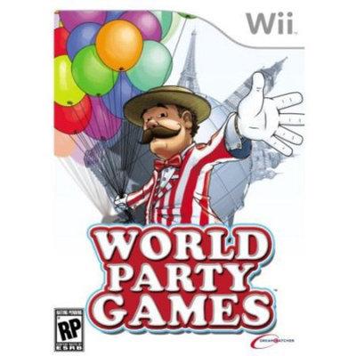 Dreamcatcher Interact World Party Games Nintendo WII New