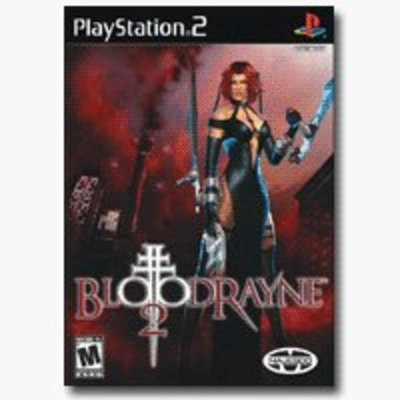 Majesco Blood Rayne 2