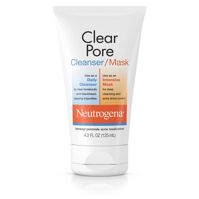 Neutrogena®  Clear Pore Cleanser/Mask