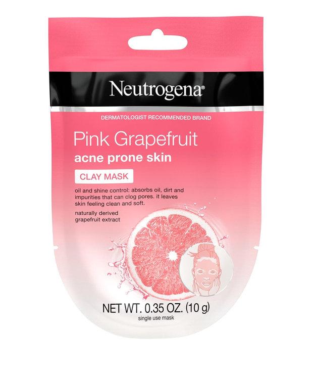 Neutrogena® Pink Grapefruit Acne Prone Skin Clay Mask Reviews 2019