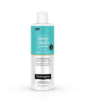 Neutrogena® Deep Clean® Purifying Micellar Cleansing Water