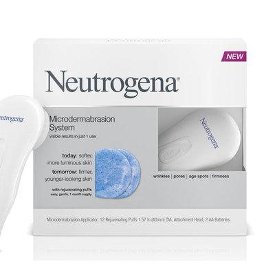 Neutrogena® Microdermabrasion System