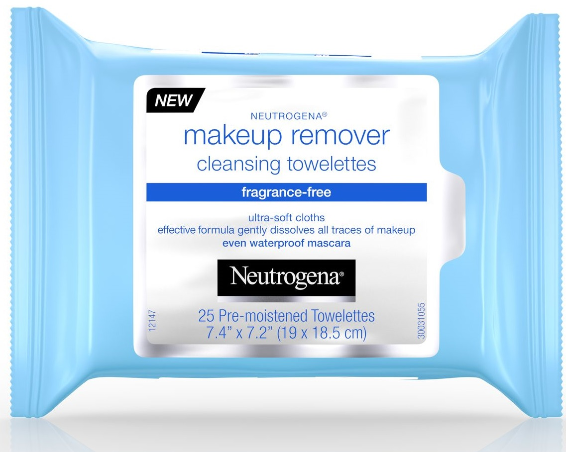 Neutrogena® Makeup Remover Cleansing Towelettes - Fragrance Free