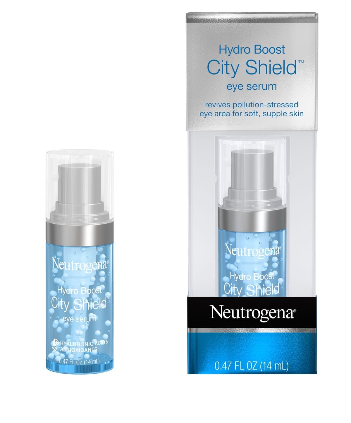 Neutrogena® Hydro Boost City Shield™ Eye Serum