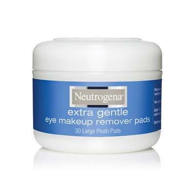 Neutrogena Extra Gentle Eye Makeup Remover Pads