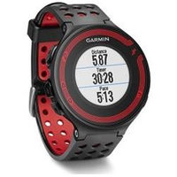 Garmin Forerunner 220 GPS Running Watch Color Black/Red