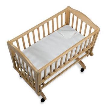 Be Basic Flannel Waterproof Portable 100% Cotton Flat Crib Pad by bb Basics