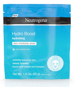 Neutrogena® Hydro Boost hydrating 100% Hydrogel Mask