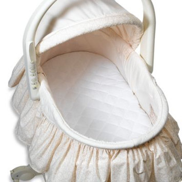 Be Basic Quilted 100% Cotton Waterproof Bassinet Pad by bb Basics
