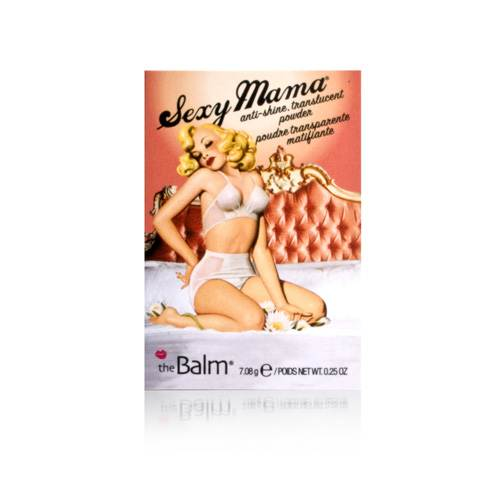 TheBalm - Sexy Mama Anti Shine Translucent Powder 7.08g/0.25oz