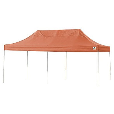 ShelterLogic, LLC. Shelter Logic 10' x 20' Pro Straight Leg Pop-Up Canopy - Terracotta