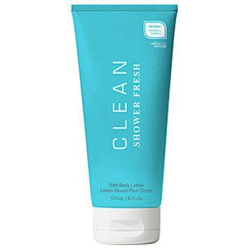 Clean Shower Fresh CLEAN Shower Fresh Soft Body Lotion, Shower Fresh, 6 oz