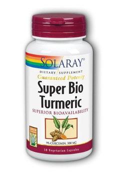 Super Bio Turmeric Solaray 30 VCaps