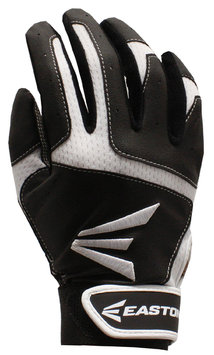 Cycle Products Co. Grand Slam Youth Batting Glove XL - Black/Red
