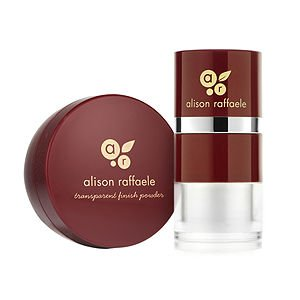 Alison Raffaele Transparent Finish & Transparent Finish to Go Holiday Gift Pack