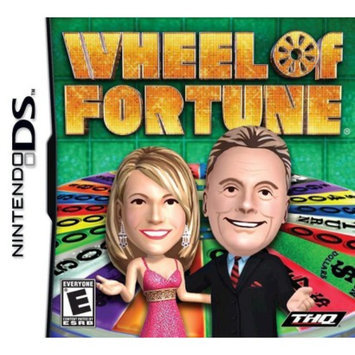 THQ Wheel of Fortune (Nintendo DS)