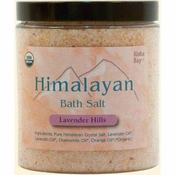 Himalayan Salt Himalayan Bath Salt Lavender Hills 24 oz