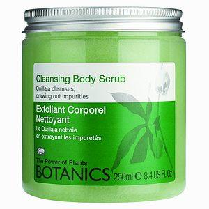 Boots Botanics Cleansing Body Scrub