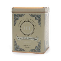 Harney & Sons Fine Teas Decaffeinated Black Tea Vanilla Comoro