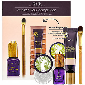 tarte Awaken Your Complexion 4-Piece Customizable Complexion Kit Fair