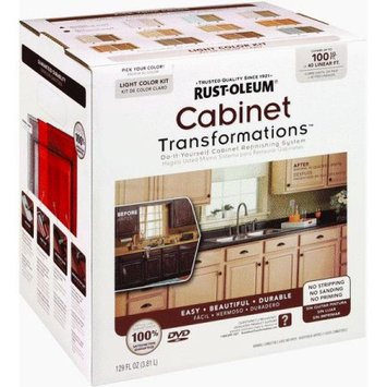 Zinsser Rustoleum Light Tint Small Kitchen Cabinet Transformation Kit 258109