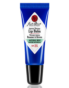 Jack Black Intense Therapy Lip Balm SPF 25 with Natural Mint and Shea Butter-NO COLOUR-One Size