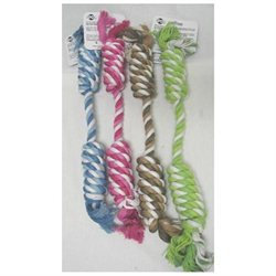 Ethical Pet Products Ethical Pet Spot DSO5420 Mega Twist Double Rope 19 in.
