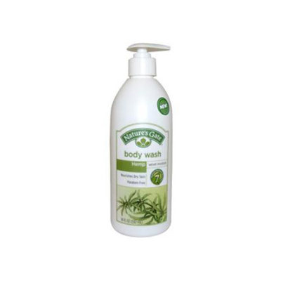 Nature's Gate Moisture Body Wash Hemp Velvet