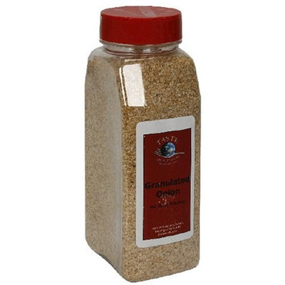 Taste Specialty Foods, Granulated Onion, 16-Ounce Jars (Pack of 2)