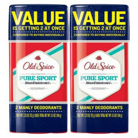 Old Spice High Endurance Deodrant - Pure Sport (2.6 oz) - 2 Pack