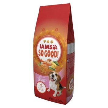 Procter & Gamble Iams So Good Wholesome Blends with Succulent Salmon Adult Dry Dog