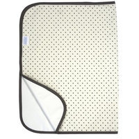 Kushies Deluxe Change Pad, Cream Polka Dots (Discontinued by Manufacturer)