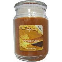 Mainstays 20 oz Candle, Pumpkin Spice